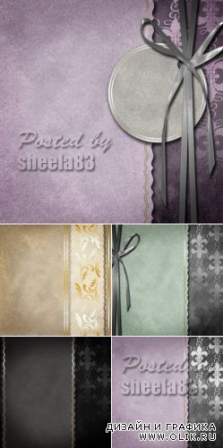 Stock Photo - Vintage Paper Backgrounds 2