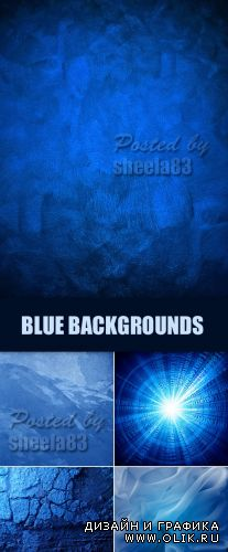 Stock Photo - Blue Backgrounds