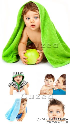 Милый малыш/ little baby - Stock photo