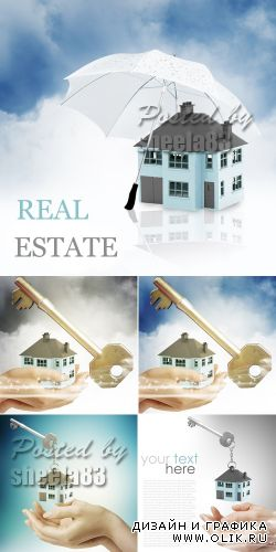 Stock Photo - Real Estate Concept