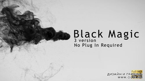 Black Magic - Project for After Effects (VideoHive)