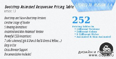 CC - Responsive Pricing Table v1.4 - Pure CSS