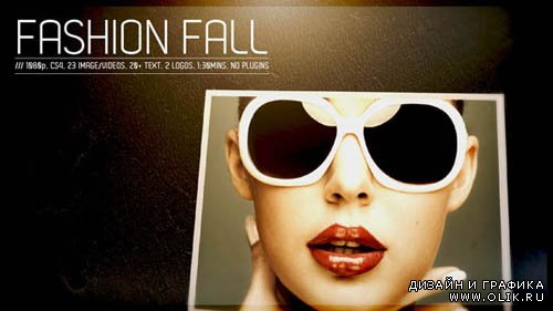 Fashion Fall - Project for AFEFS (VideoHive)