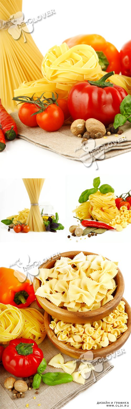 Pasta with vegetables 0431