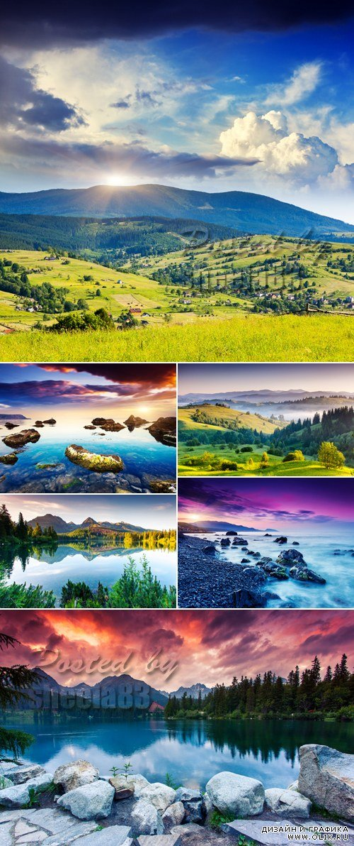 Stock Photo - Amazing Landscapes 04