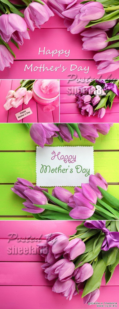 Stock Photo - Mother's Day Cards
