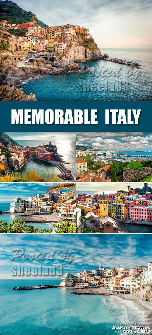 Stock Photo - Memorable Italy