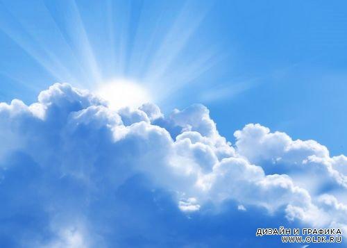 Небо и облака - фото высокого качества
