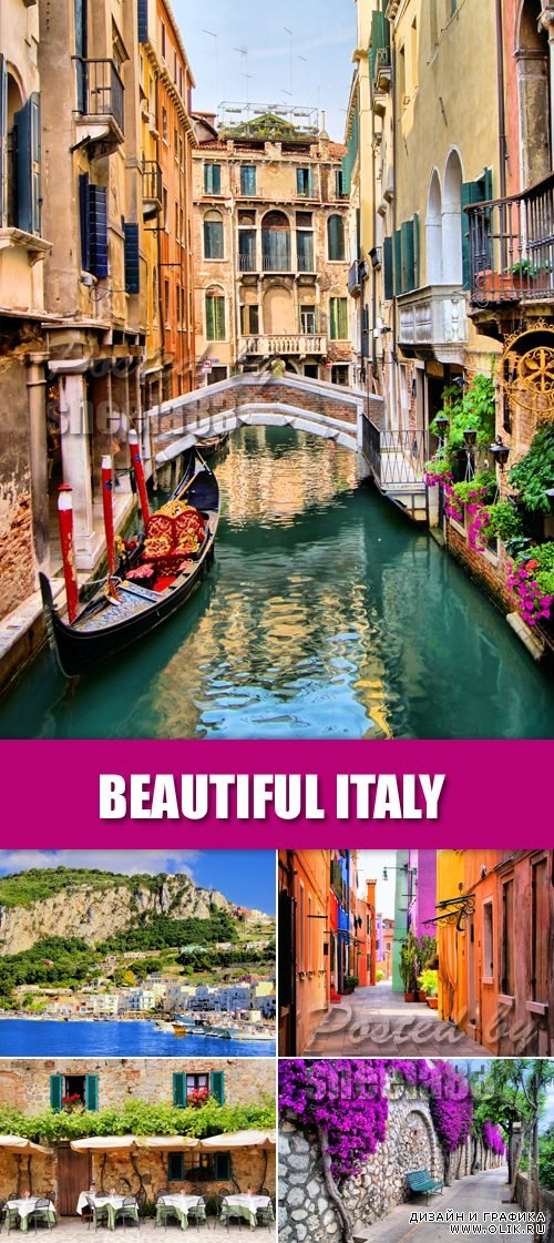 Stock Photo - Beautiful Italy