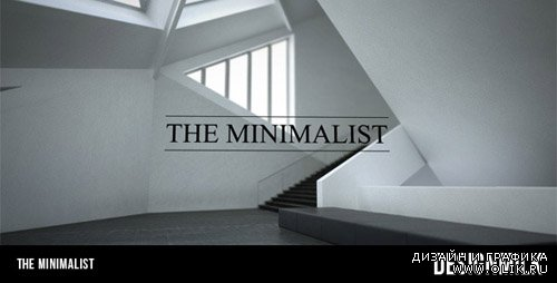 The Minimalist - Project for After Effects (Videohive)