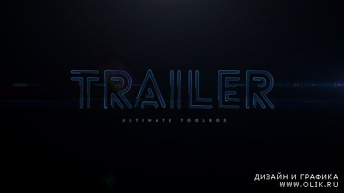 Blockbuster Trailer Toolbox - Project for After Effects