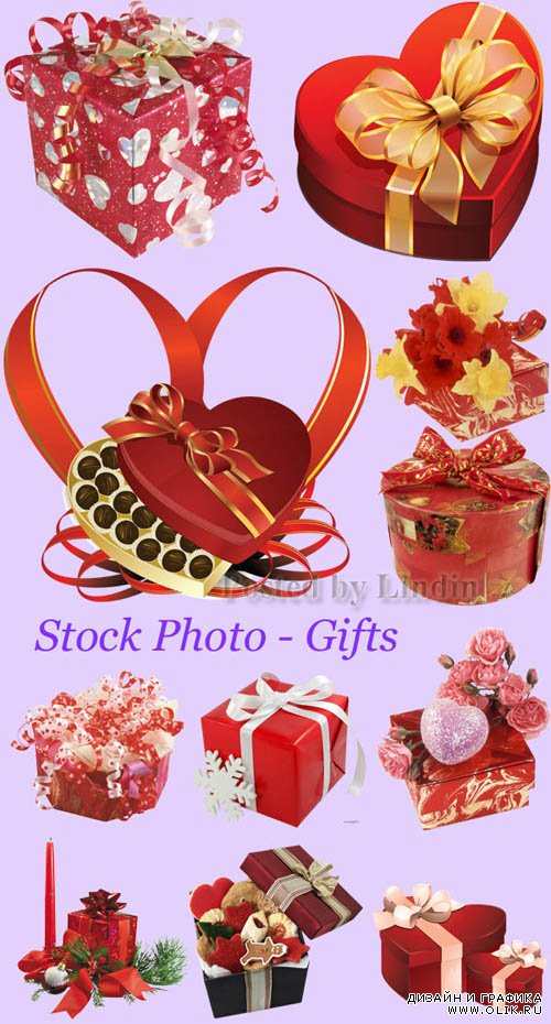 Stock Photo - Gifts