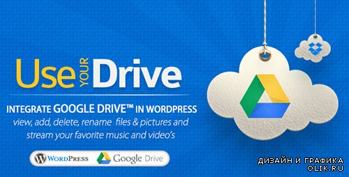 CC - Use-your-Drive | Google Drive v1.0.2 plugin for WordPress