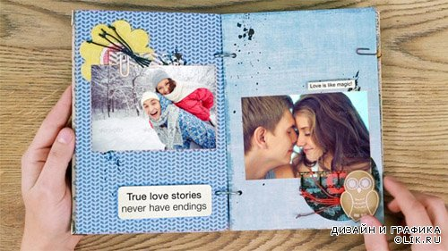 Love Story Album 6495916 - Project for AFEFS