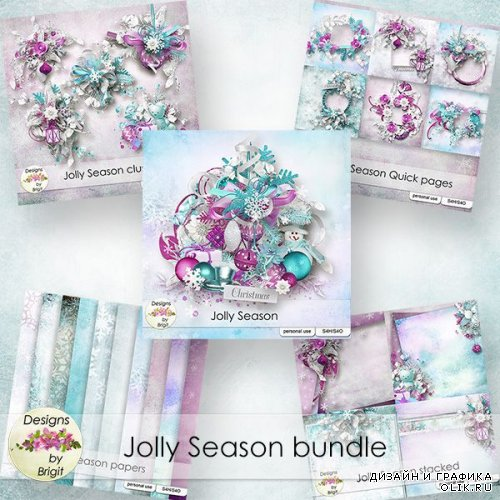Scrap-kit Jolly Season