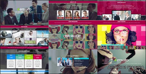 Creative Corporate - Project for AFEFS (Videohive)