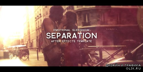 Separation - Project for After Effects (Videohive)