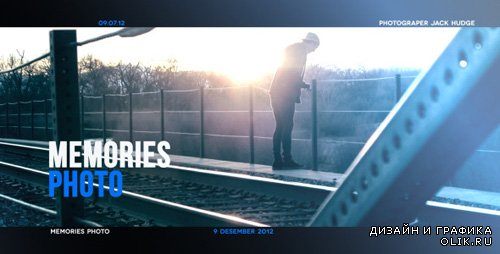 Memory Photo Slideshow - Project for AFEFS (Videohive)
