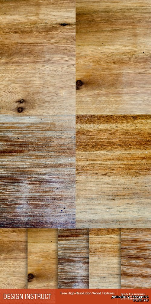 Photo Stock - High-Resolution Wood Textures