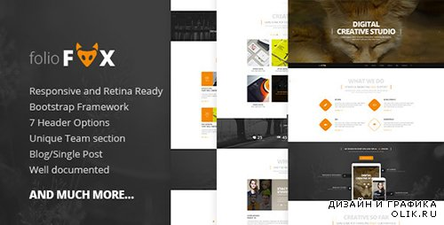 t - Folio Fox - Single Page Parallax HTML5 Template - RIP