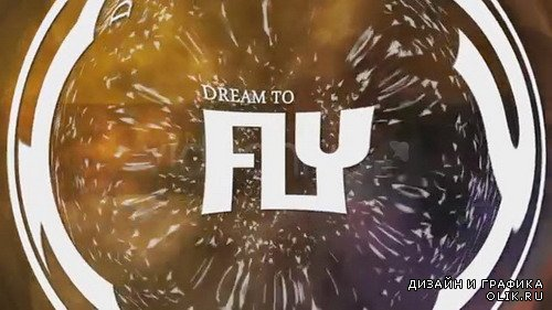 Dream to fly - Project for After Effects