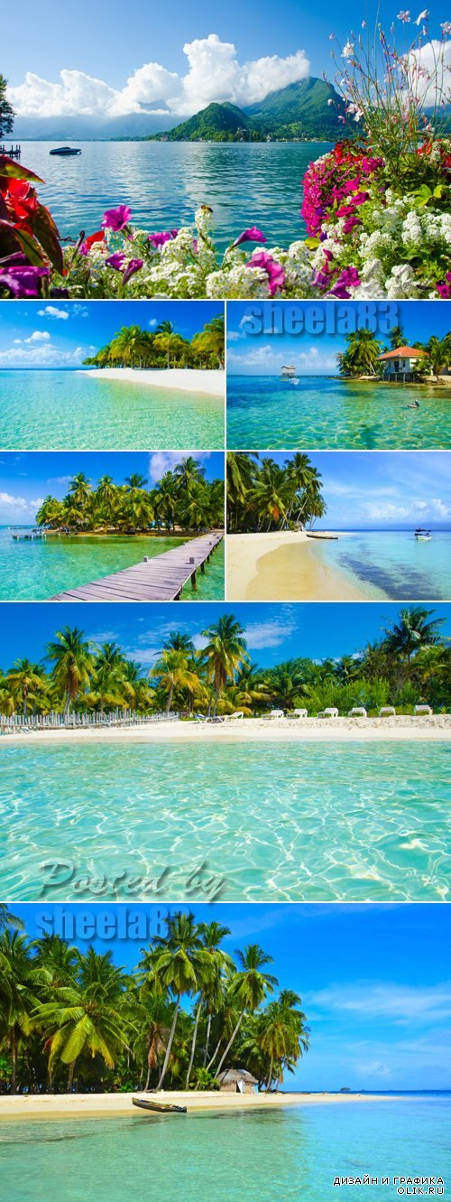 Stock Photo - Tropical Island 2