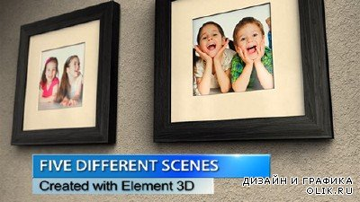 Photo Wall Gallery 5909183 - Project for After Effects (Videohive)
