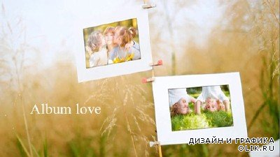 Album Love - Project for AFEFS (Videohive)