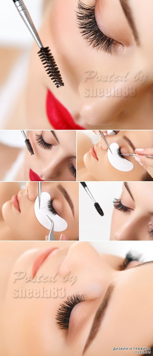 Stock Photo - Skin Care & Make-Up