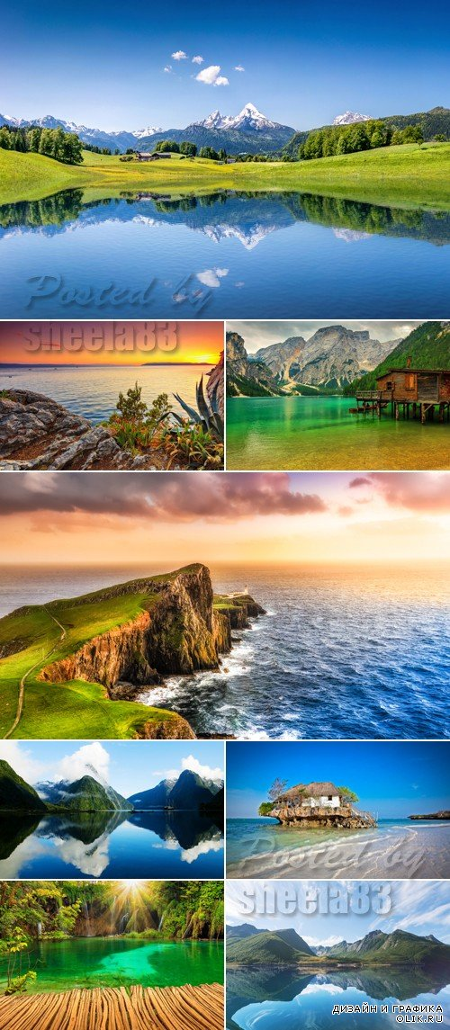 Stock Photo - Amazing Landscapes 10
