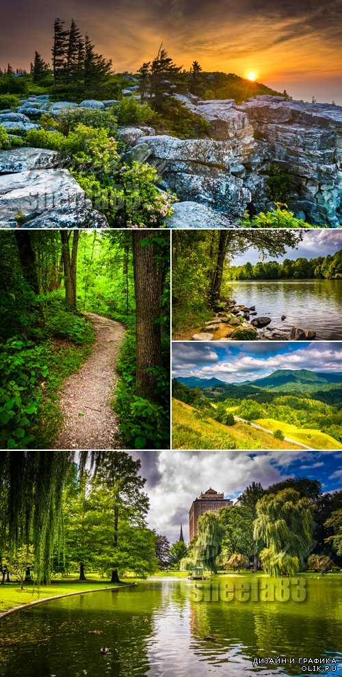 Stock Photo - Amazing Landscapes 011