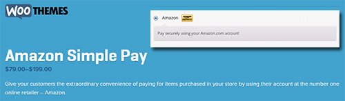 WooThemes - WooCommerce Amazon Simple Pay Gateway v1.1.2