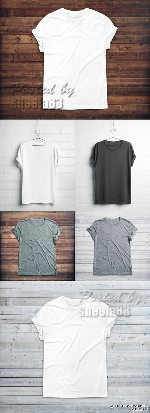 Stock Photo - T-Shirts