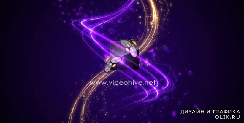 VideoHive - Rotary Logo Reveal 9687464