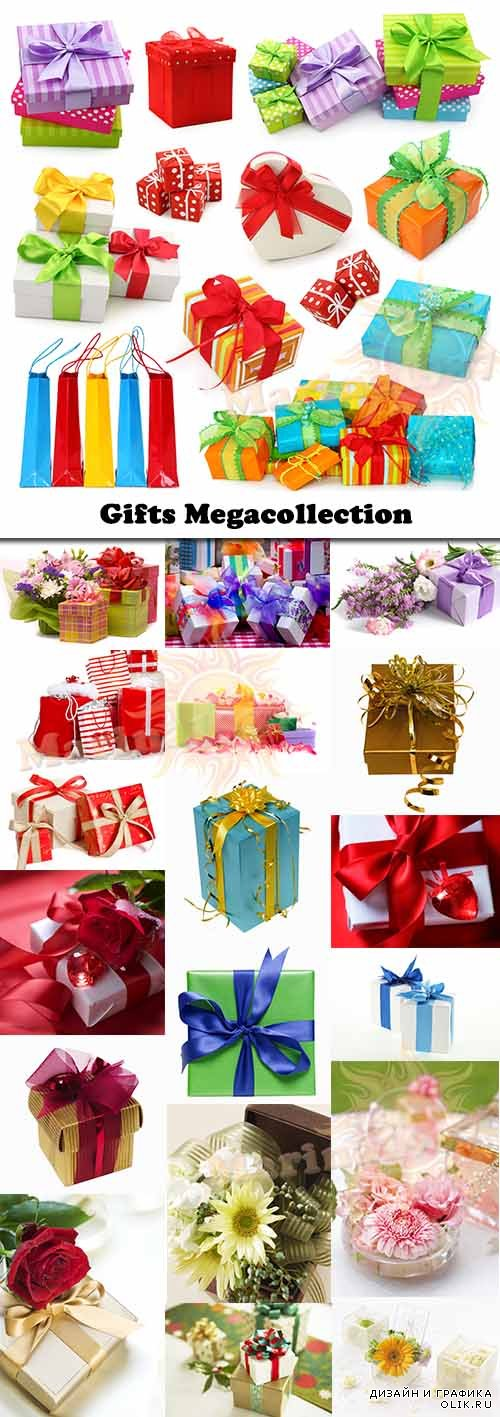 Gifts Megacollection