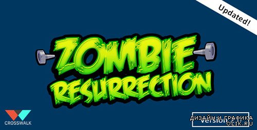 CC - Zombie - Resurrection v2.0 - Endless Fighting