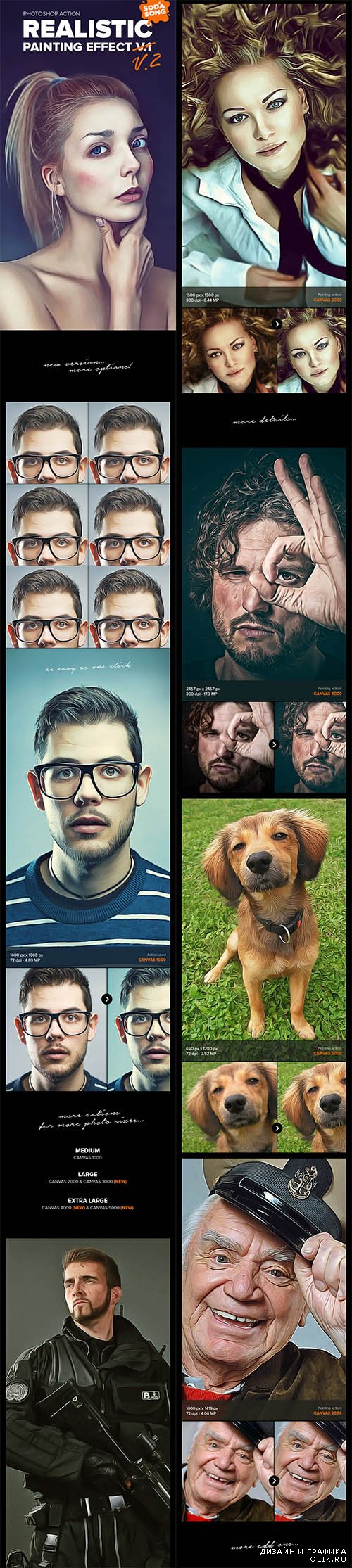 GraphicRiver - Realistic Painting Effect V2 - Painting Action 9896793
