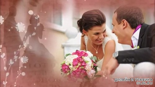 Wedding slideshow - Проект для ProShow.