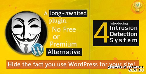 CodeCanyon - Hide My WP v4.03  - No one can know you use WordPress!