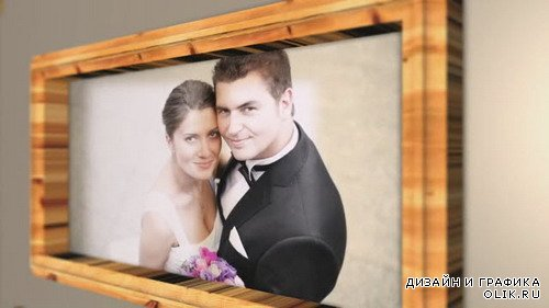 My Wedding Photo - Project for After Effects