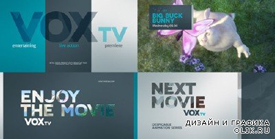 Vox Broadcast Pack - Project for After Effects (Videohive)