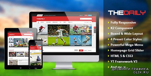 t - TheDaily v1.0.0 - Responsive News Portal Joomla 3.x Template