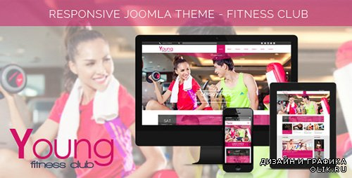 t - Young Fitness v1.1 - Spa & Fitness Joomla 3.x Template
