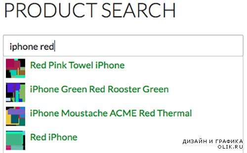 WooThemes - WooCommerce Product Search v1.3.0