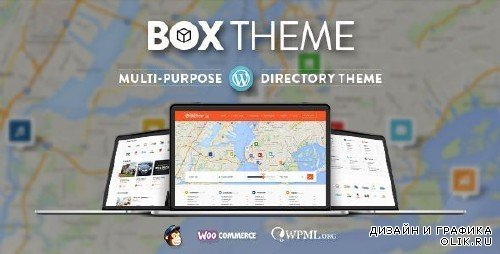 t - Directory v1.8 - Multi-purpose WordPress Theme