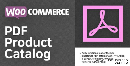 CodeCanyon - PDF Product Catalog for WooCommerce v1.1.5