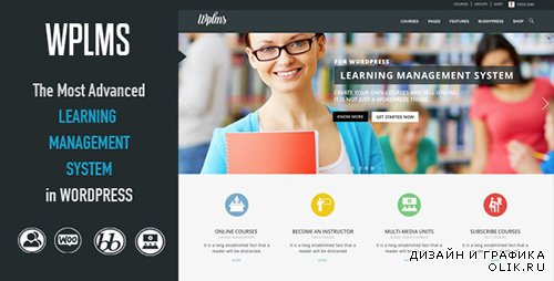 t - WPLMS v1.9.5 - Learning Management System