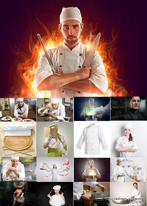 Chef cook pictures