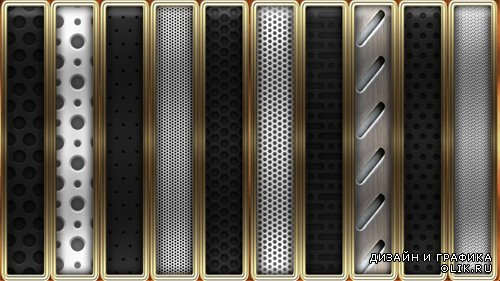 Metal Grid PS Styles V1