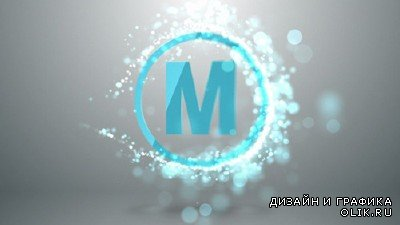 Quick Particle Logo - Project for AFEFS (Videohive)